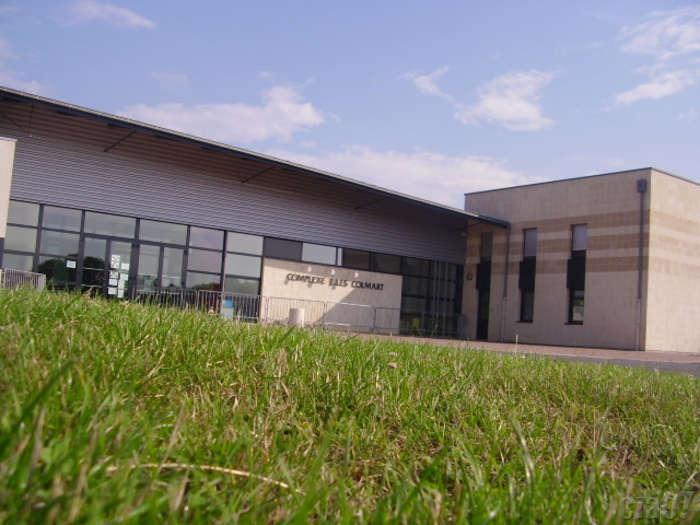 Bâtiments communaux : Complexe Sportif Jules COLMART