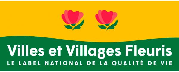 Logo label Villes et Villages Fleuris
